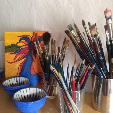 Workspace Brushes and Pencils