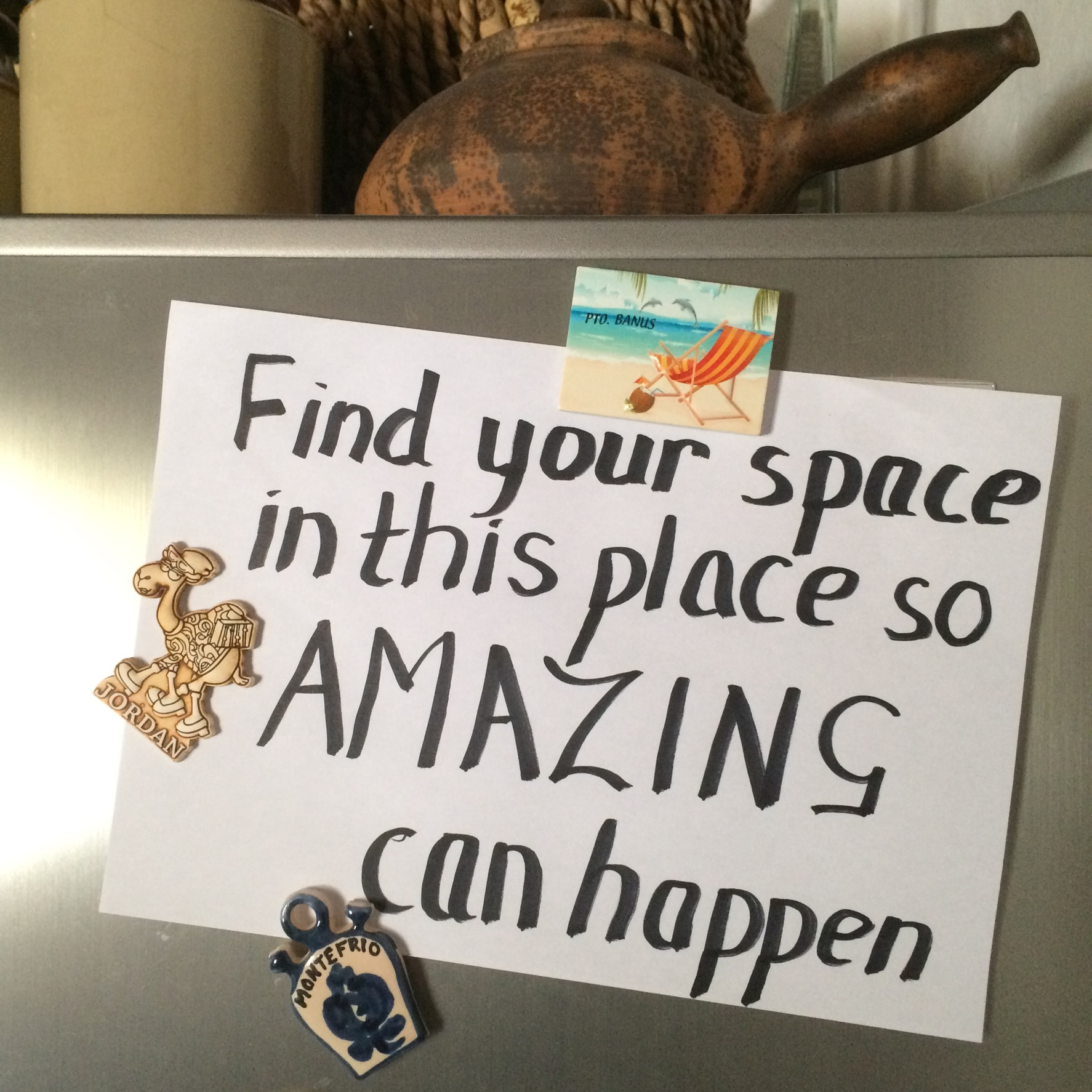 your space amazing