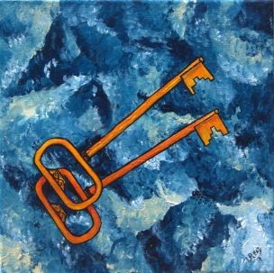 Keys to the City 30x30 £195