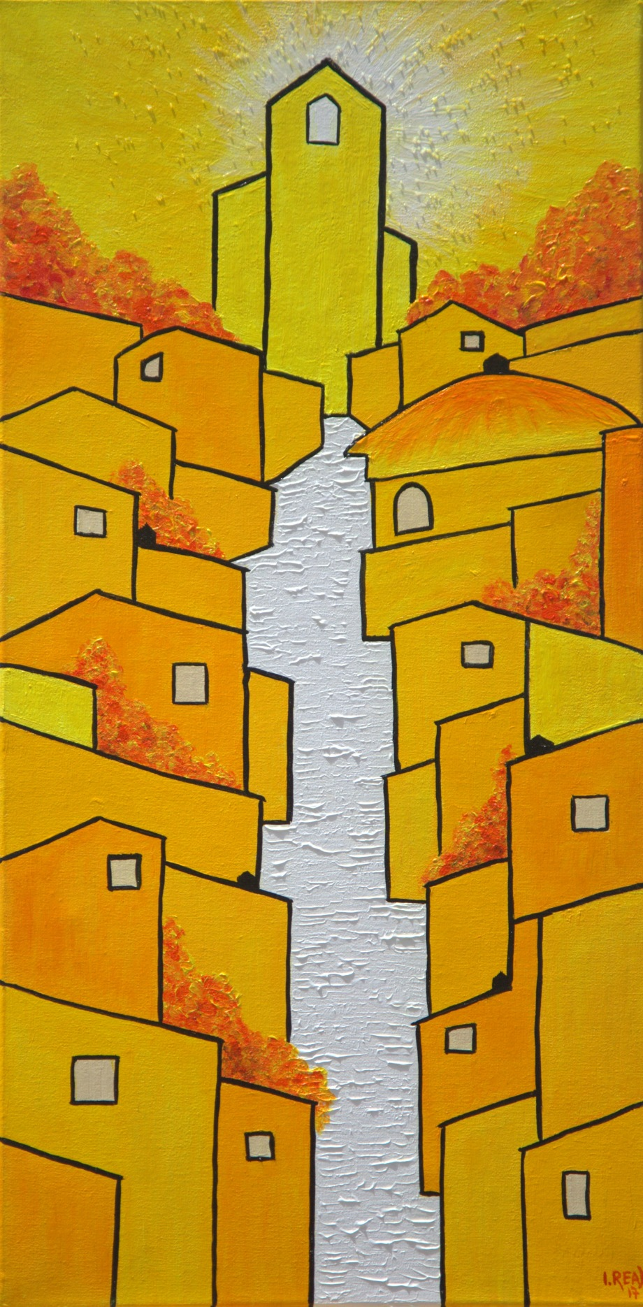 Golden City 2 30x60 £325