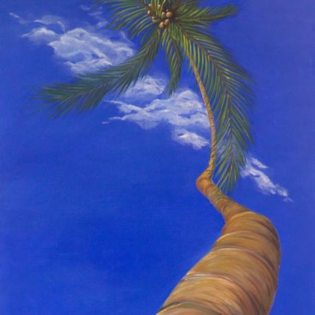 Palm Tree 100x50 £400